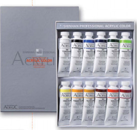 ShinHan Acrylic Color Professional