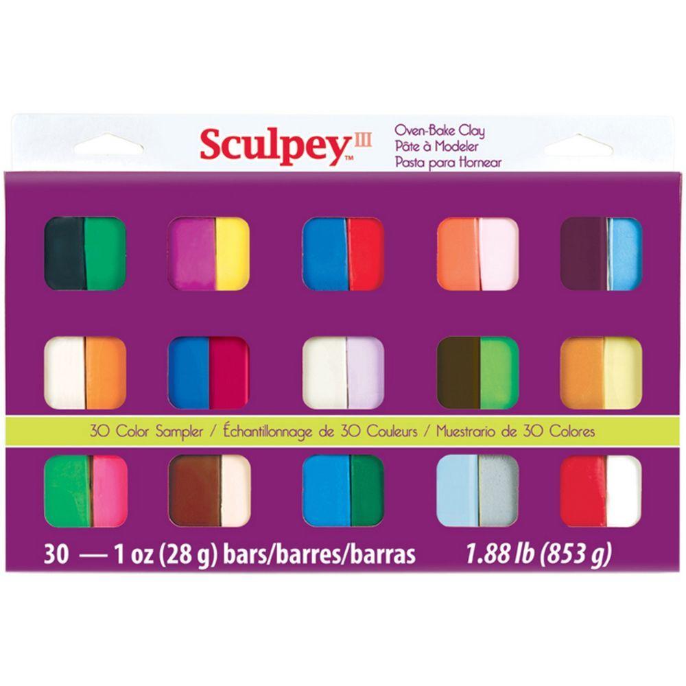 Sculpey III Set