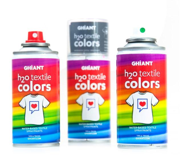 Ghiant H2O Textilspray 150ml