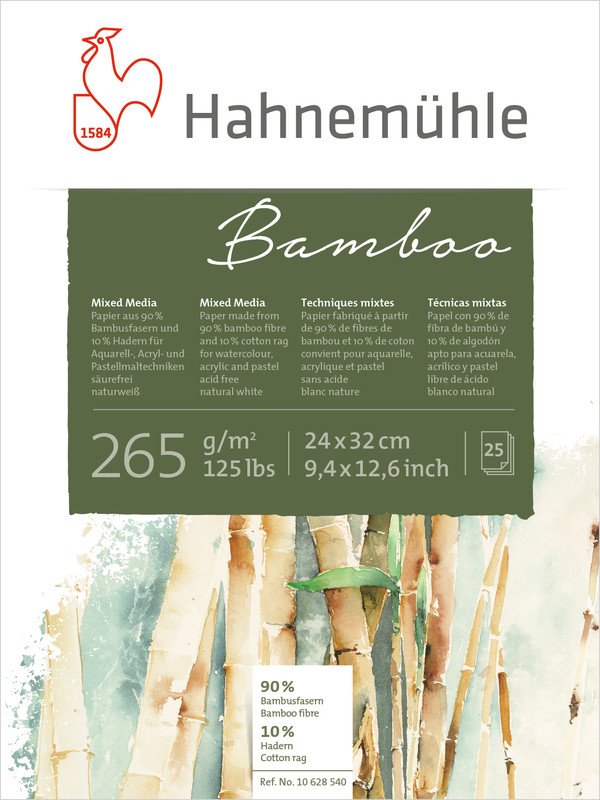 Hahnemühle Bamboo 265g