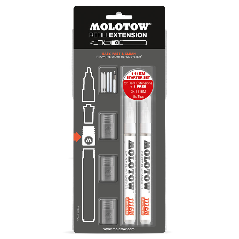 Molotow Marker Refill Ext.