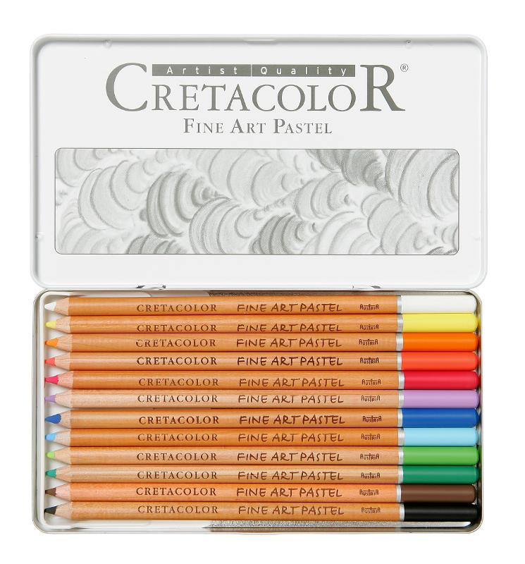Creta Pastell Set
