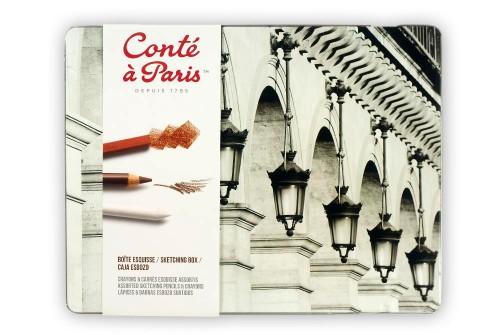 Conté á Paris
