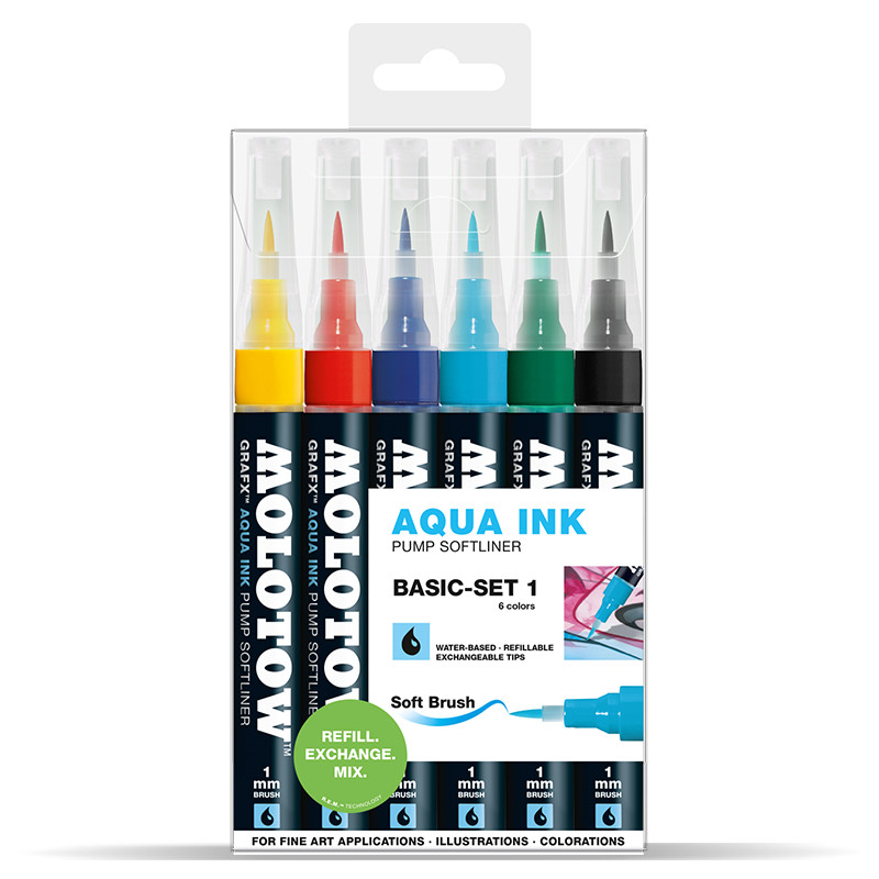Molotow GRAFX Aqua Brush