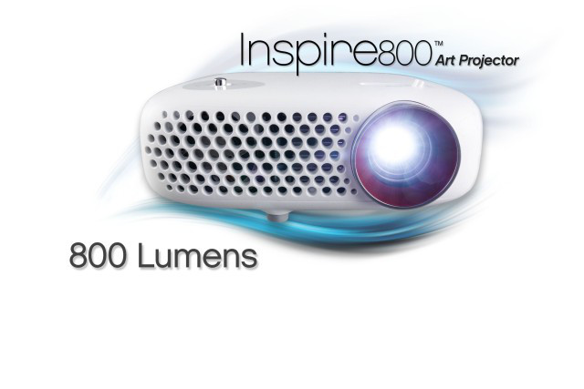 Projektor Artograph Inspire 800 LED Art Projector