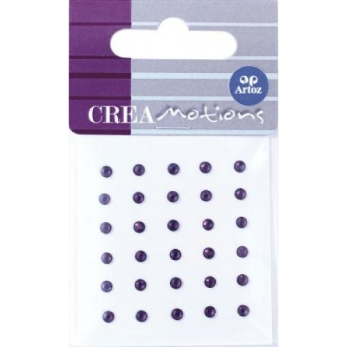 Creamotion Strass Stones violet (6F) Best. vara