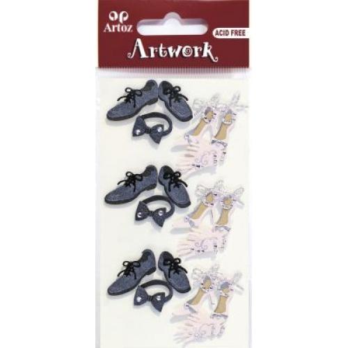 Art-Work: Wedding shoes (6F)