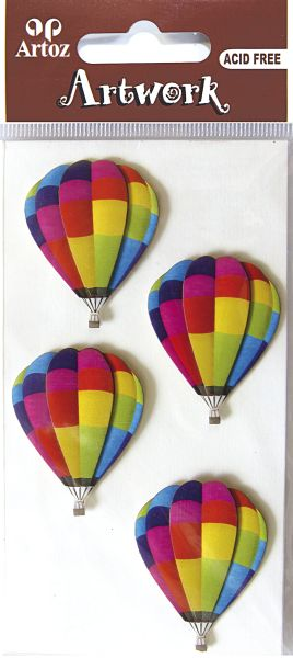 Art-Work: Baloon flight (6F)