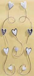Art-Work XL  Linked hearts (6F)