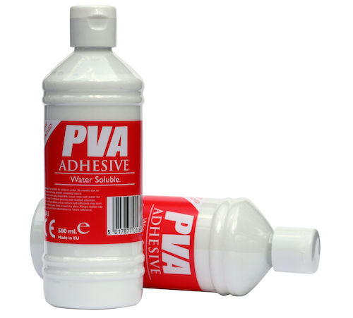 PVA Medium Wabbo Friendly Glue 500ml (6F)