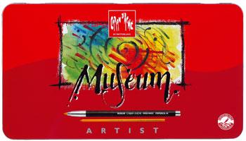 Stift Caran d´Ache Museum Box 18 Akvarellstift