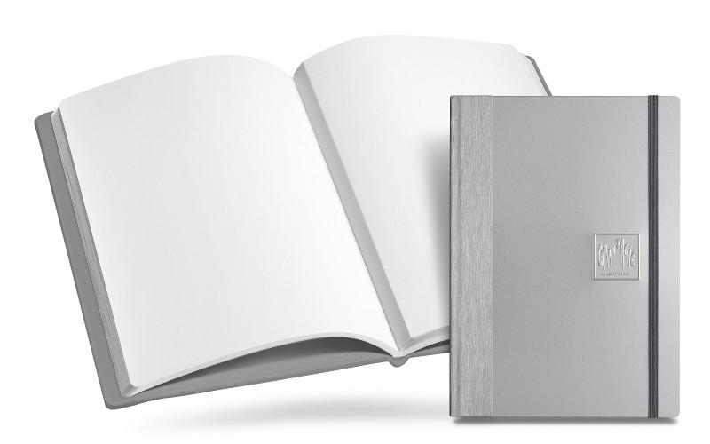 Skrivbok Caran d´Ache MetalCover, A5