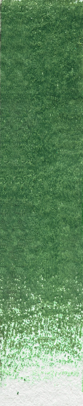 Färgpenna Caran d´Ache  Luminance  chromium oxyde green 212 (3F)