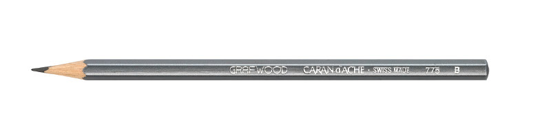 Grafitpenna Caran d´Ache Artist GRAFWOOD B (3F)