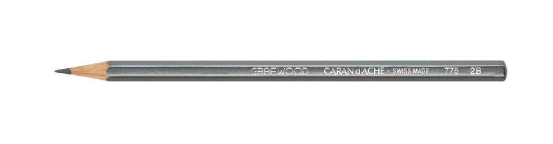 Grafitpenna Caran d´Ache Artist GRAFWOOD 2B (3F)