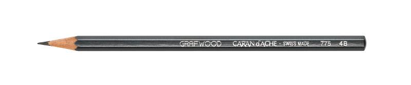 Grafitpenna Caran d´Ache Artist GRAFWOOD 4B (3F)