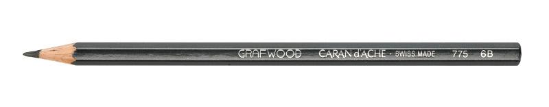 Grafitpenna Caran d´Ache Artist GRAFWOOD 6B (3F)