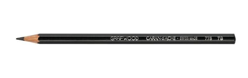 Grafitpenna Caran d´Ache Artist GRAFWOOD 7B (3F)