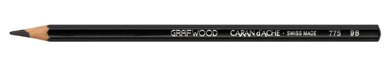 Grafitpenna Caran d´Ache Artist GRAFWOOD 9B (3F)