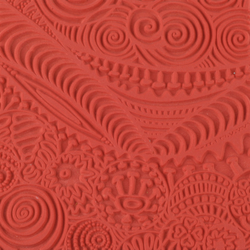 Lera Cernit Texture Mat 9 X 9 CM - FREESTYLE 001 (10F)