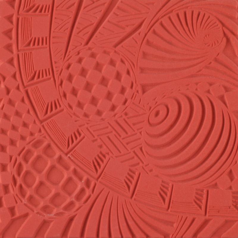 Lera Cernit Texture Mat 9 X 9 CM - SPACE 004 (10F)