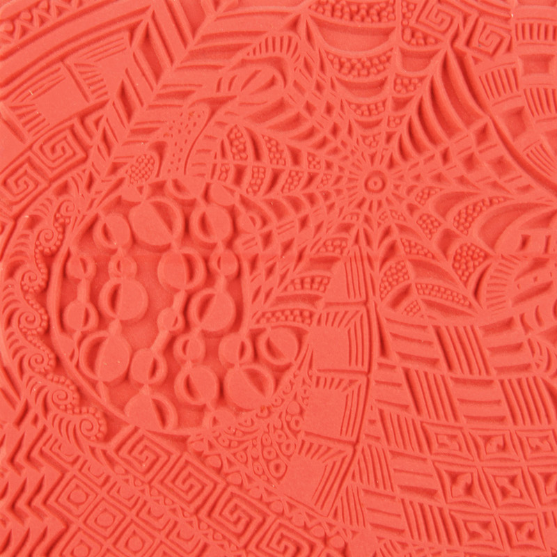 Lera Cernit Texture Mat 9 X 9 CM - DREAMS 009 (10F)