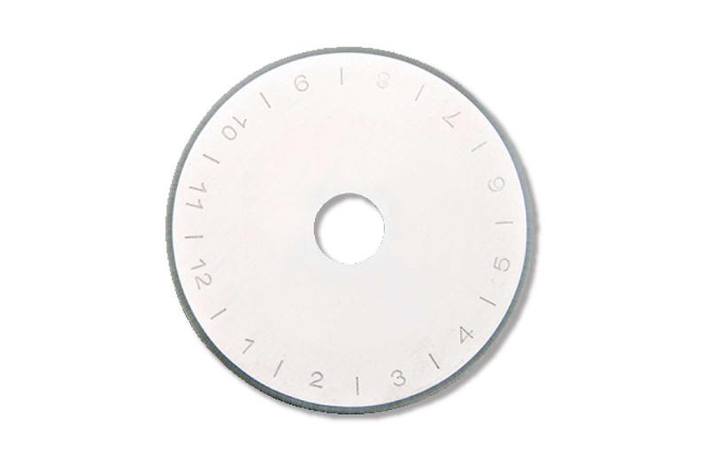 Skärblad Altera RCB4501Rotary cutter blade-straight Diam.: 45mm