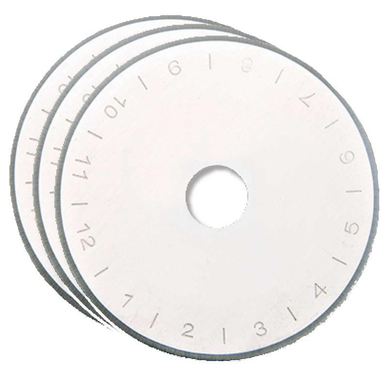 Skärblad Altera RCB4501-P3 Rotary cutter blades-Straight Diam.:45mm 3-p