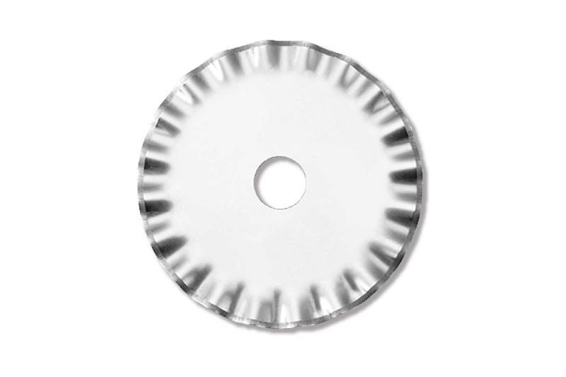 Skärblad Altera RCB4504 Rotary cutter blade-ZickZack Diam.: 45mm