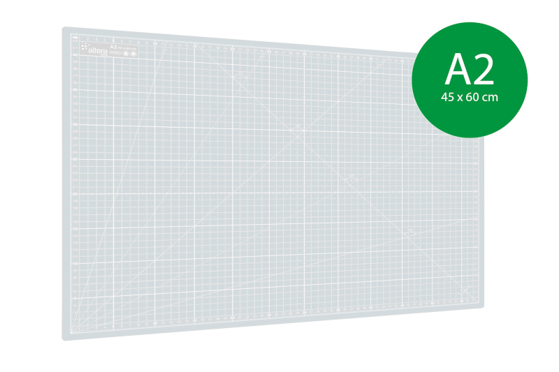Skärmatta Altera PRO Line CMP-T A2 - 3mm -  Enkelsidig Transparent