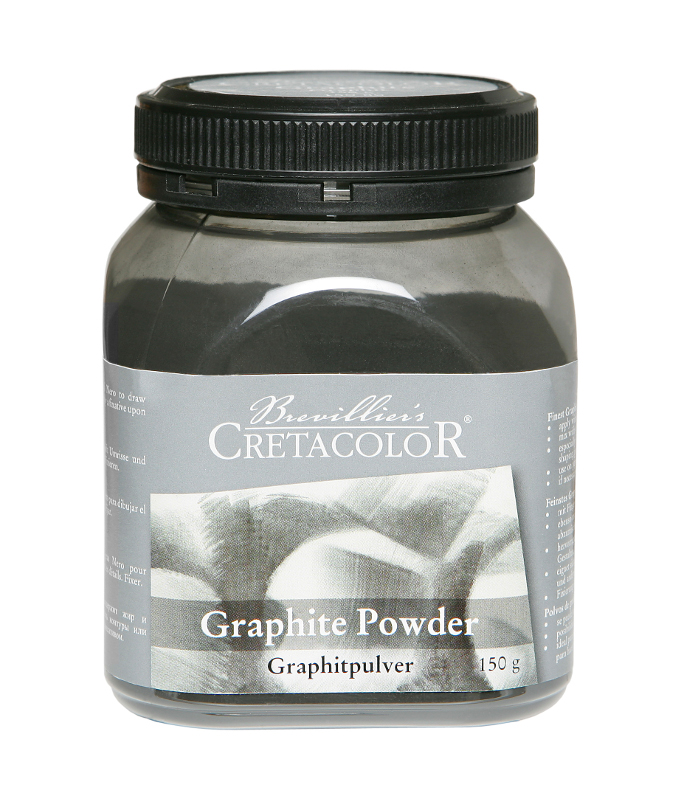 Grafitpulver Cretacolor 150g Graphite Powder (6F)