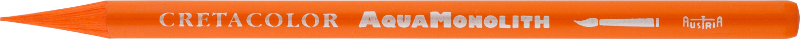 Akvarellpenna Cretacolor Aqua Monolith Orange  111 (12F)