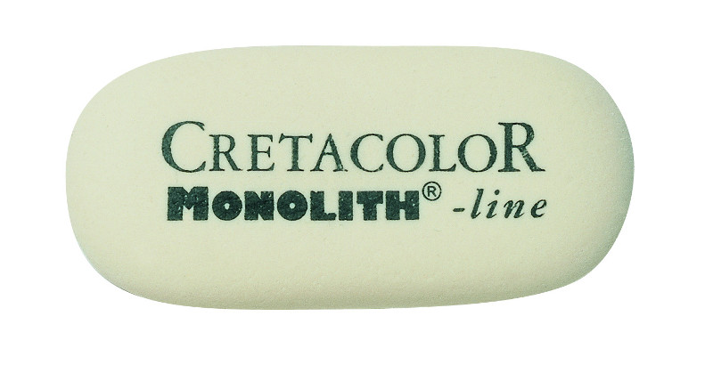 Suddigummi Cretacolor Monolith 11x31x45mm (14F)