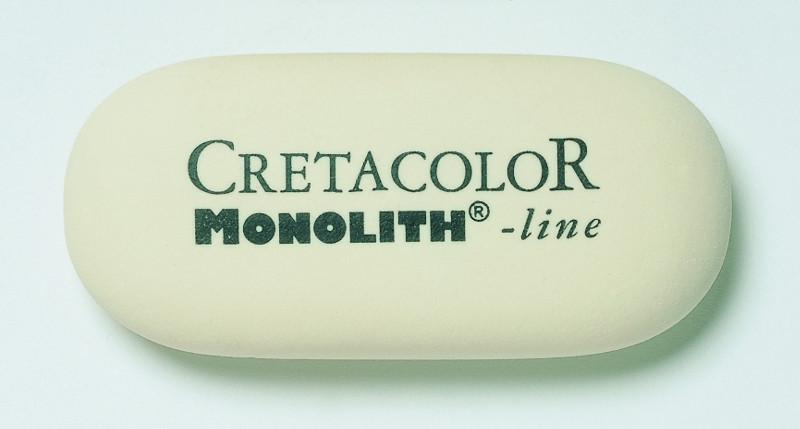 Suddigummi Cretacolor Monolith 8x25x37mm (30F)