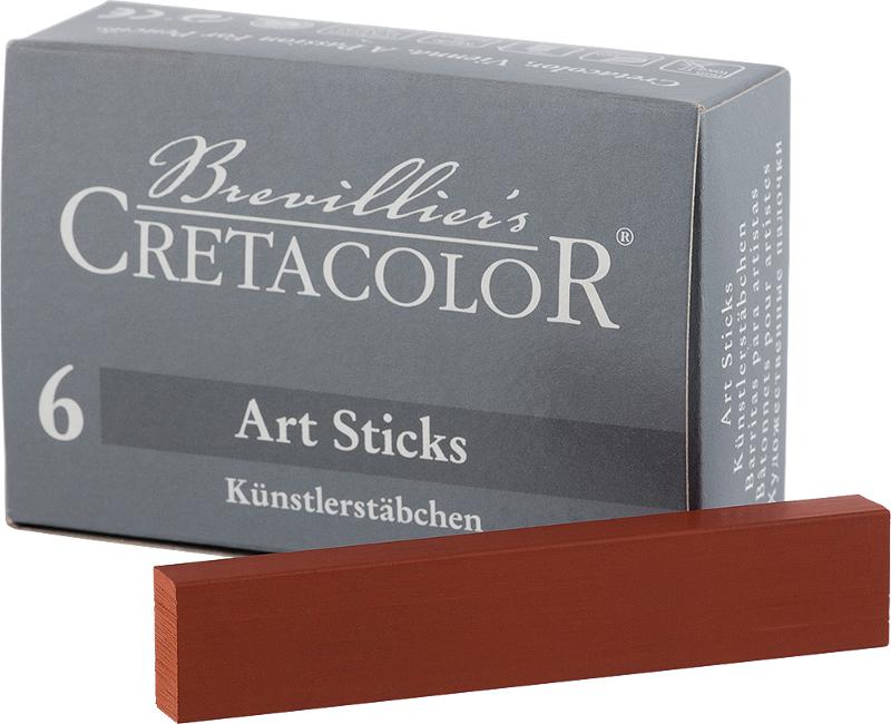 Pastellkrita Cretacolor ArtStick Sanguine Oil  13x6mm (6F)
