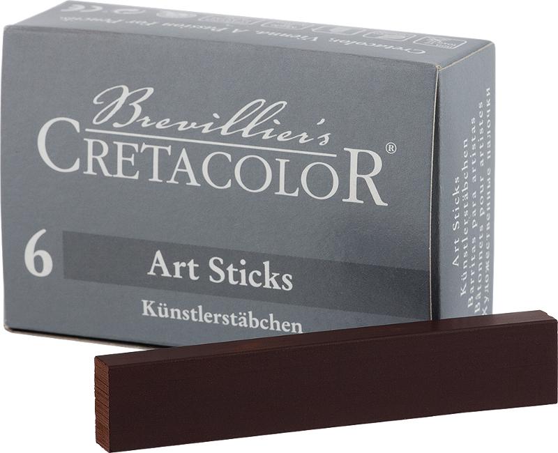 Pastellkrita Cretacolor ArtStick Sepia Light Dry  13x6mm (6F)