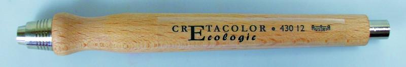 Stifthållare Cretacolor  5,6mm Trä