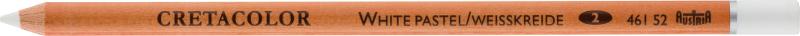 Ritkolspenna Cretacolor Skiss Vit 2 Medium (3F)
