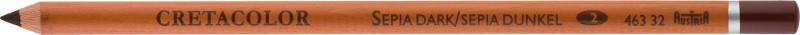 Ritkolspenna Cretacolor Skiss Sepia Mörk (3F)