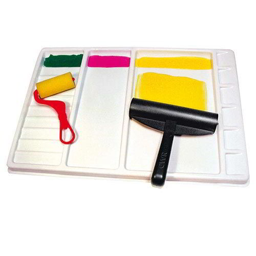 """Plastpalett 30x45cm """"roller"""" - 04671"""