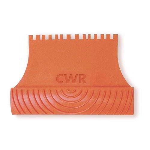 Plastspackel, träådringseffekt - 06649