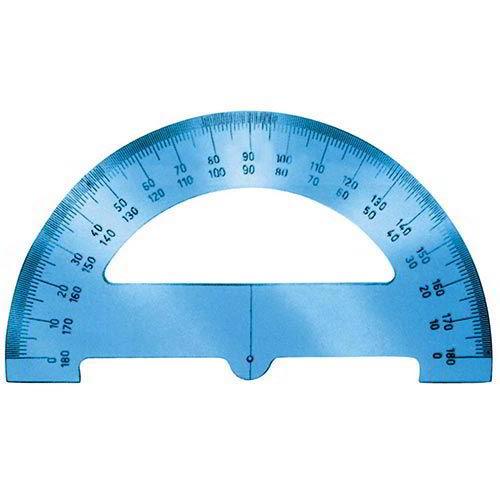 Gradskiva 180° - 15cm - 550/1