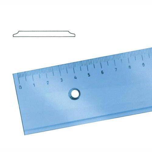 Linjal Plast 80cm. Teknisk - 594 utgår