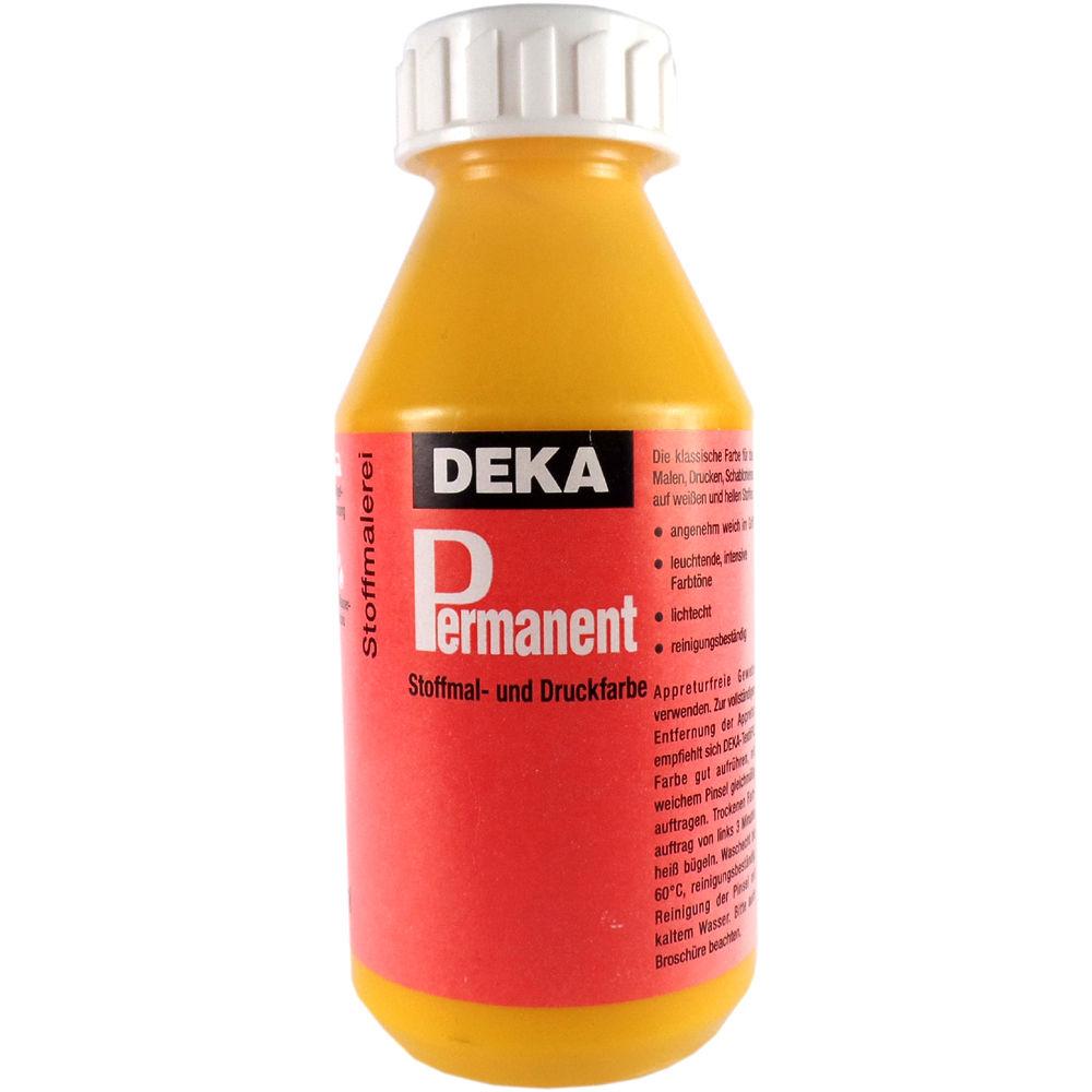 Tygfärg DEKA Perm. 125 ml Gul  2005