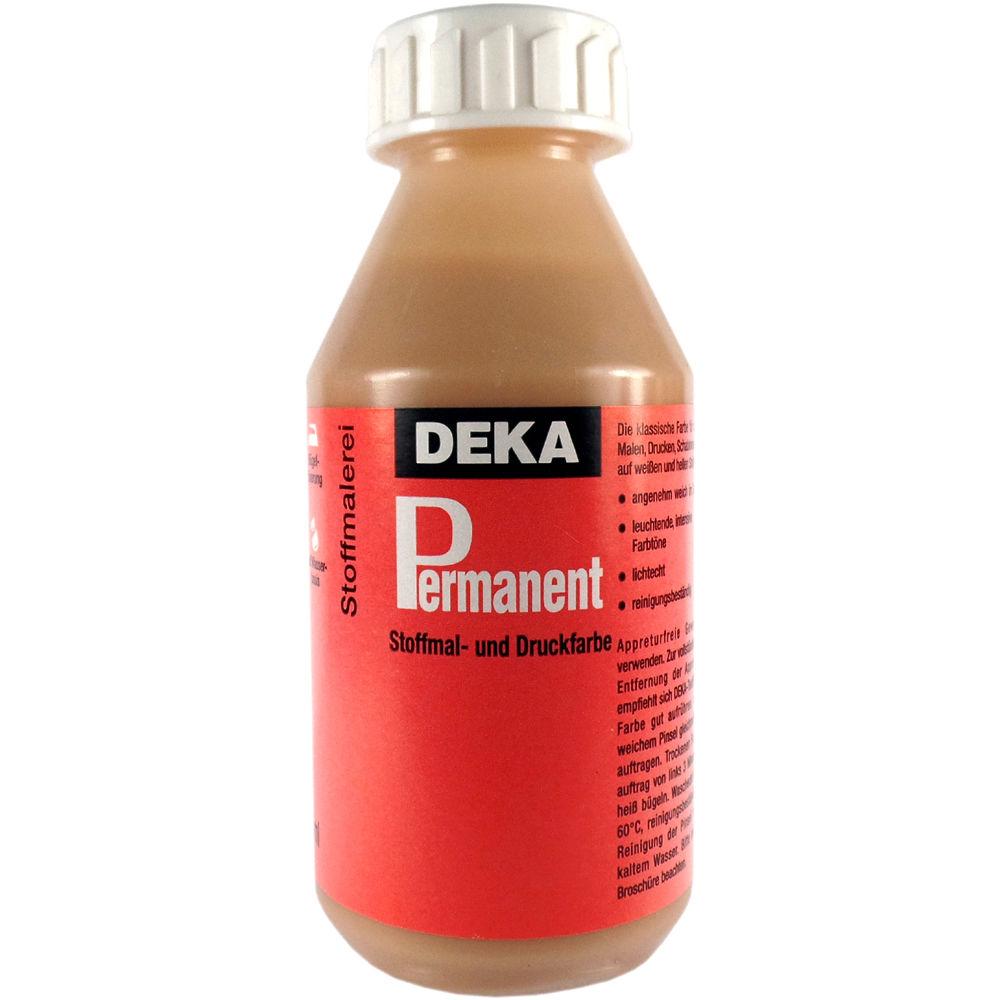 Tygfärg DEKA Perm. 125 ml Hud  2013