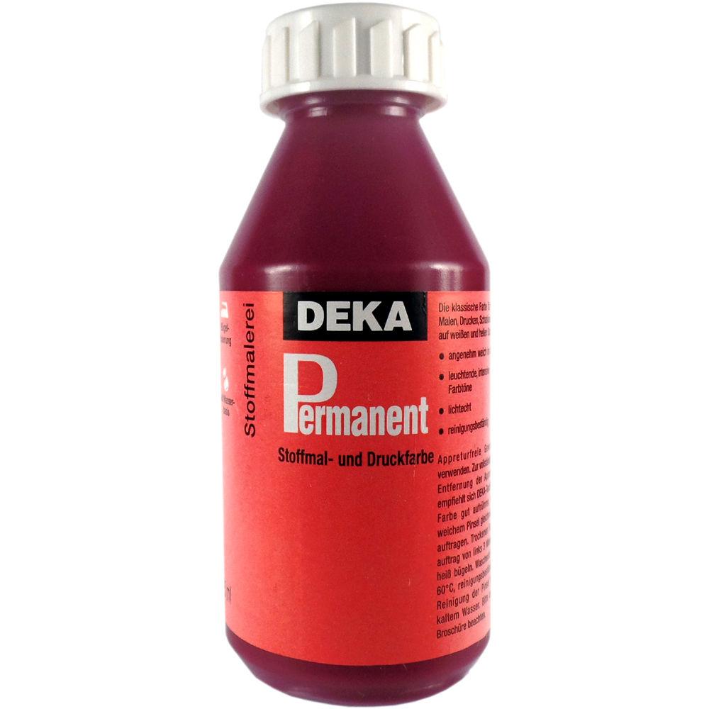 Tygfärg DEKA Perm. 125 ml Vinlöv  2024