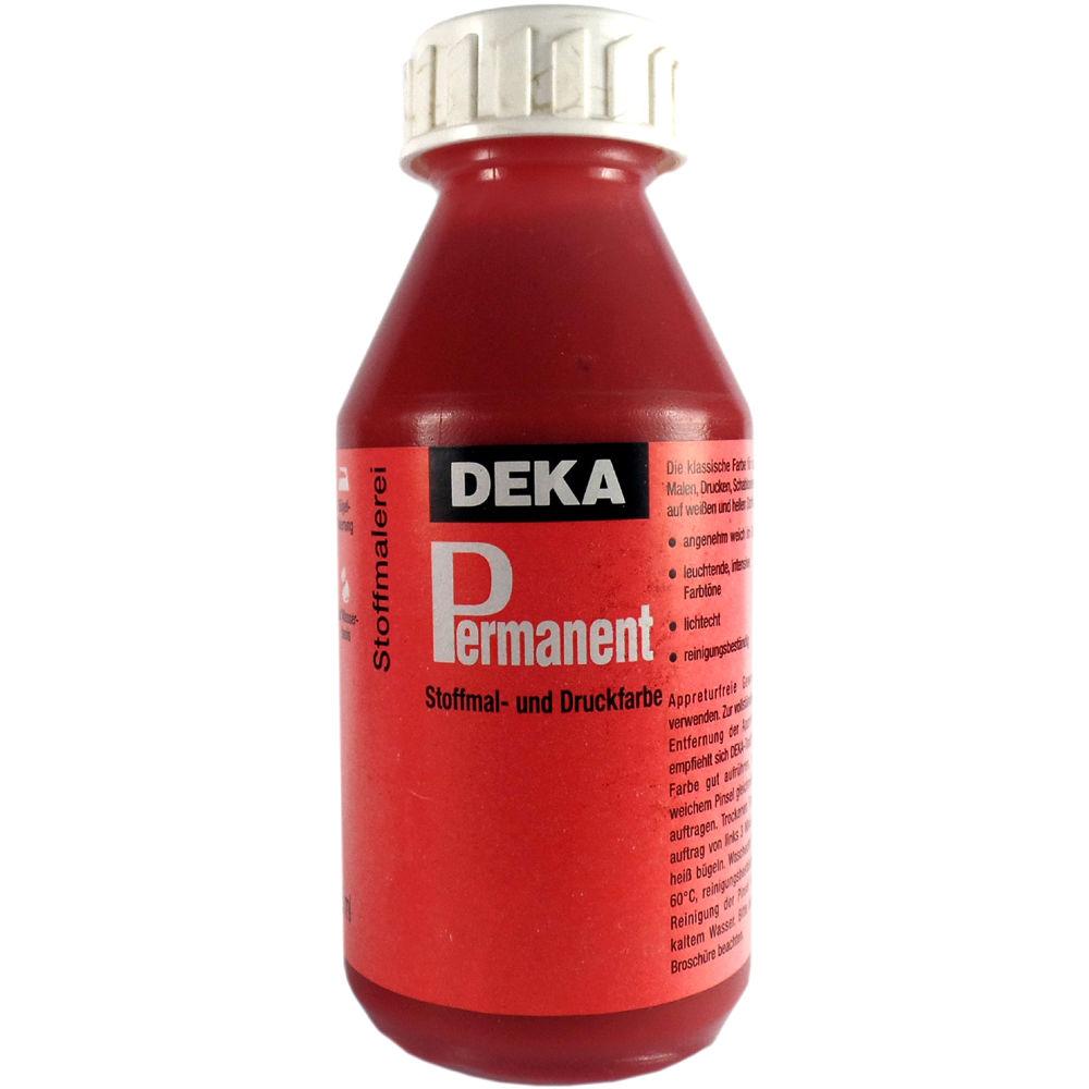 Tygfärg DEKA Perm. 125 ml Rosenträ  2025