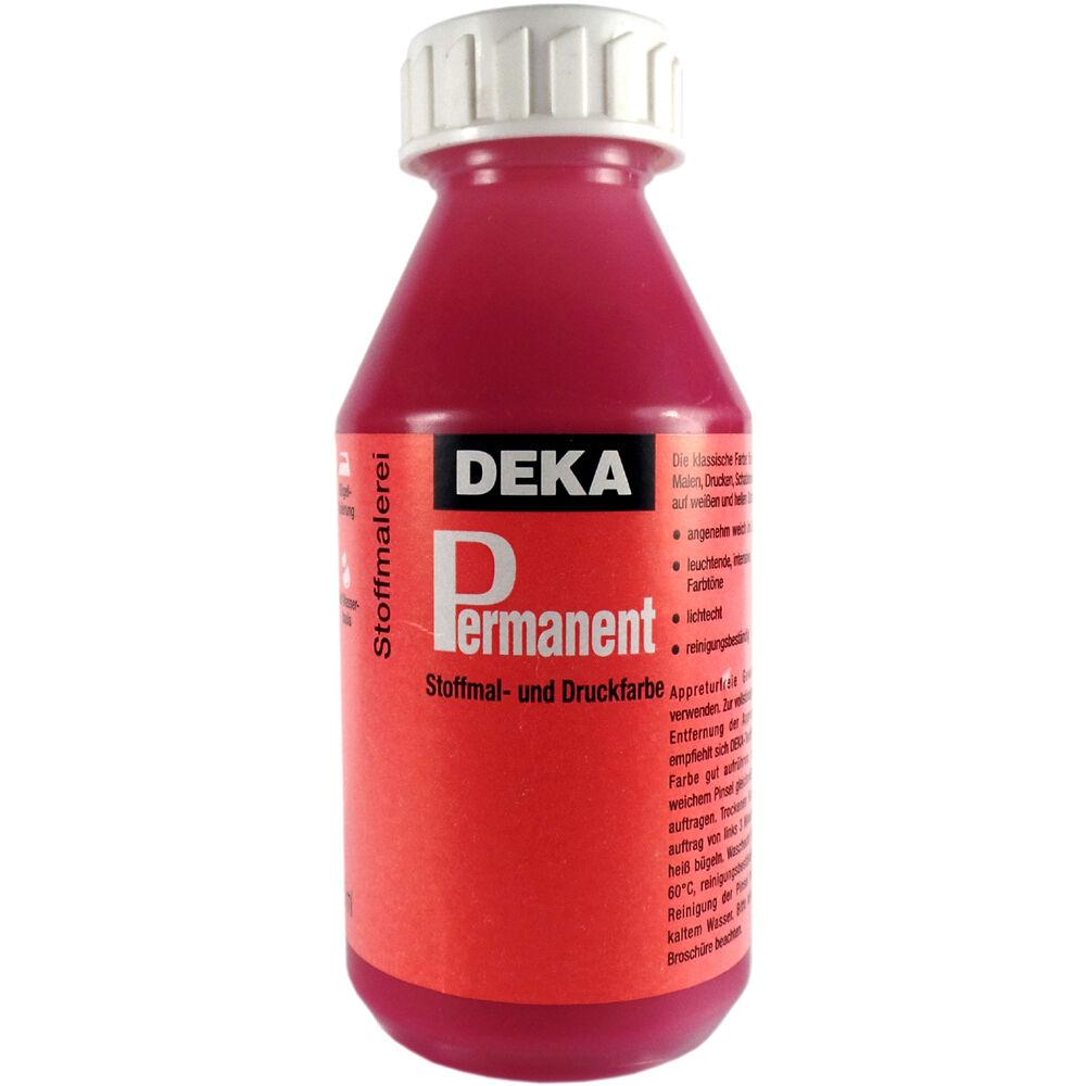 Tygfärg DEKA Perm. 125 ml Rosé  2028