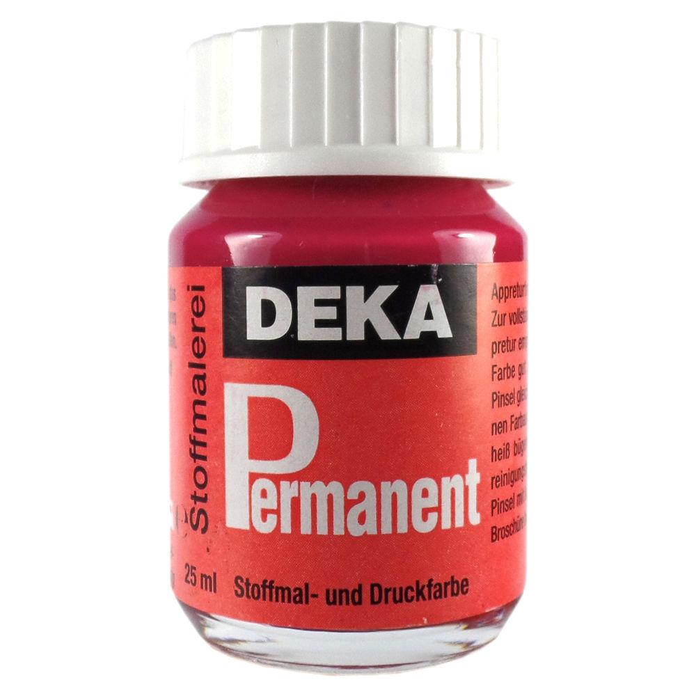 Tygfärg DEKA Perm. 50 ml Pink  2029 (6F)