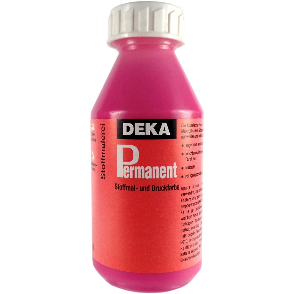 Tygfärg DEKA Perm. 125 ml Pink  2029